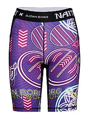 BIKE SHORTS CARLY CARLY - NAITO PURPLE