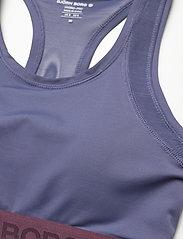 Björn Borg - MEDIUM TOP SKY SEASONAL SOLID - sort bras:high - crown blue - 2