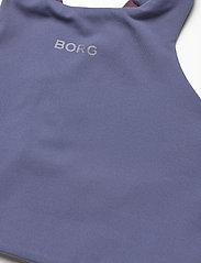 Björn Borg - SOFT TOP SUTTON SEASONAL SOLID - sort bras:high - crown blue - 2