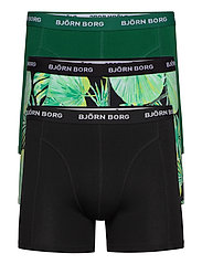 SHORTS SAMMY BB LA GARDEN - BLACK BEAUTY