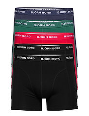 SHORTS SAMMY SEASONAL SOLID - EVERGREEN