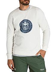 Björn Borg - CREW BORG SPORT BORG SPORT - sweaters - jet stream - 0