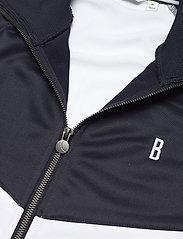Björn Borg - TRACK JACKET BORG SPORT BORG SPORT - basic sweatshirts - stripe blocking - 4