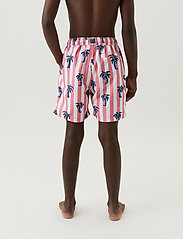 Björn Borg - LOOSE SHORTS KENNY KENNY - bademode - bb graphic floral black beauty - 4
