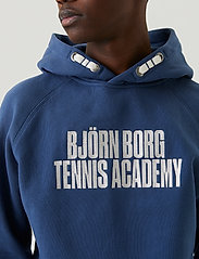 Björn Borg - HOOD BORG SPORT BORG SPORT - hoodies - ensign blue - 3