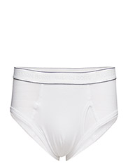 BRIEF, NOOS Solids, 1-P - WHITE