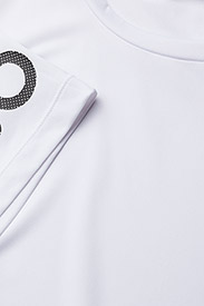 Björn Borg - TEE BORG 1p - t-shirts - brilliant white - 2