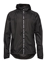 WIND JACKET AIMO 1p - BLACK BEAUTY