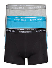 SHORT SHORTS SCOTT NOOS SOLIDS - AQUARIUS
