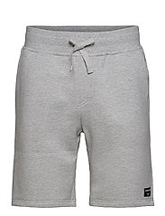 SHORTS CENTRE CENTRE - H108BY LIGHT GREY MELANGE