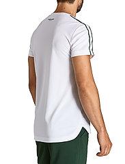 Björn Borg - TEE TOMLIN TOMLIN - t-shirts - brilliant white - 3