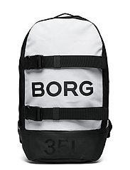 BORG BACKPACK - WHITE