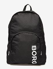 Björn Borg - Back pack - training bags - black - 0