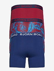 Björn Borg - SHORTS BB NY PALMLEAF 3p - boxers - beet red - 1