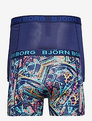 Björn Borg - SHORTS BB EIFFEL 2p - boxers - peacoat - 1