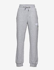 Björn Borg - BORG SPORT PANTS - sweatpants - h108by light grey melange - 1