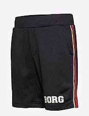 Björn Borg - TEAM BORG SHORTS - casual shorts - black beauty - 4