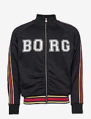 Björn Borg - TEAM BORG TRACK JACKET - track jackets - black beauty - 0