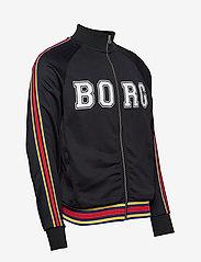 Björn Borg - TEAM BORG TRACK JACKET - track jackets - black beauty - 3