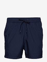 Björn Borg - SALEM SALEM SWIM SHORTS - swim shorts - peacoat - 0