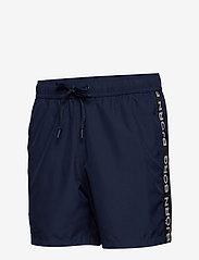 Björn Borg - SALEM SALEM SWIM SHORTS - swim shorts - peacoat - 2