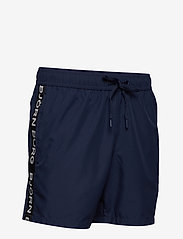 Björn Borg - SALEM SALEM SWIM SHORTS - swim shorts - peacoat - 3