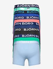 Björn Borg - BB VÅR SAMMY SHORTS - bottoms - mint leaf - 1