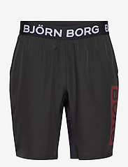 Björn Borg - SHORTS IVAN IVAN - chaussures de course - black beauty - 0