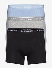 Björn Borg - SHORTS SAMMY SEASONAL SOLID - boxers - placid blue - 0