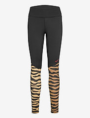 Björn Borg - TIGHTS CLARENCE CLARENCE - running & training tights - bb tiger - 0