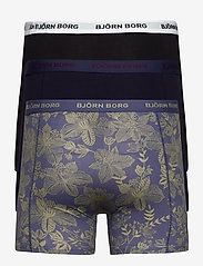 Björn Borg - SHORTS SAMMY BB FIJI FLOWER - boxers - crown blue - 1