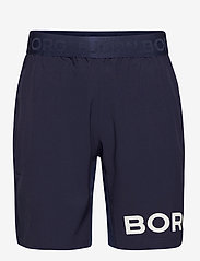 Björn Borg - SHORTS BORG BORG - treenishortsit - peacoat - 0