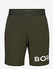 Björn Borg - SHORTS BORG BORG - treenishortsit - rosin - 0