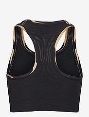 Björn Borg - MEDIUM TOP SHELBY BB TIGER - sort bras:high - black beauty - 1