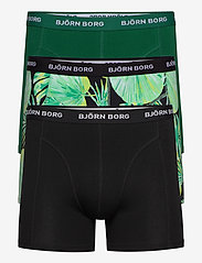 Björn Borg - SHORTS SAMMY BB LA GARDEN - boxers - black beauty - 0