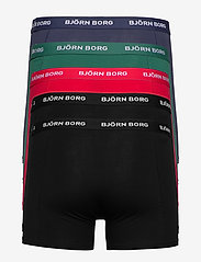 Björn Borg - SHORTS SAMMY SEASONAL SOLID - boxers - evergreen - 1
