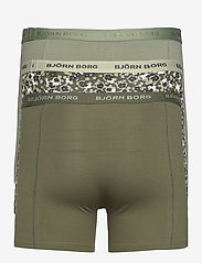 Björn Borg - SHORTS SAMMY BB DITSY FLOWER - boxers - forest night - 5