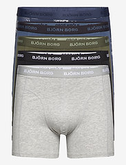 Björn Borg - SHORTS SAMMY BB WINTER PRINT XMAS - boxers - mood indigo - 0