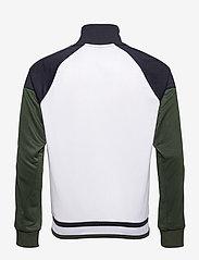 Björn Borg - TRACK JACKET BORG SPORT BORG SPORT - basic sweatshirts - stripe blocking - 2