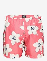 Björn Borg - LOOSE SHORTS SYLVESTER SYLVESTER - shorts de bain - bb graphic floral sunkist cora - 2