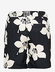 Björn Borg - LOOSE SHORTS KENNY KENNY - bademode - bb graphic floral black beauty - 2