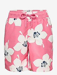 LOOSE SHORTS KENNY KENNY - BB GRAPHIC FLORAL SUNKIST CORA