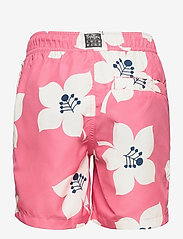 Björn Borg - LOOSE SHORTS KENNY KENNY - bademode - bb graphic floral sunkist cora - 1