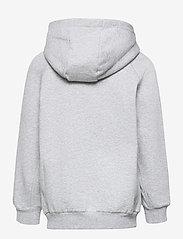 Björn Borg - HOOD BORG SPORT BORG SPORT - hoodies - h108by light grey melange - 2