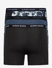Björn Borg - SHORTS SAMMY BB VIBRANT FLOWER - boxers - black beauty - 2