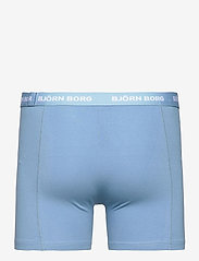 Björn Borg - SHORTS SAMMY BB NORDIC CAMO - underwear - skyway - 11