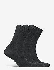 Björn Borg - SOCK ANKLE SOLIDS - regular socks - anthracite melange - 5