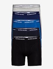 Björn Borg - ESSENTIAL BOXER 5p - underwear - blue depths - 0