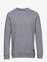 Björn Borg - CREW BBCENTRE BBCENTRE - sweatshirts - h108by light grey melange - 0