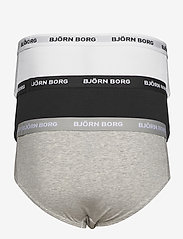 Björn Borg - HIP BRIEF BJÖRN SOLID - briefs - h108by light grey melange - 1